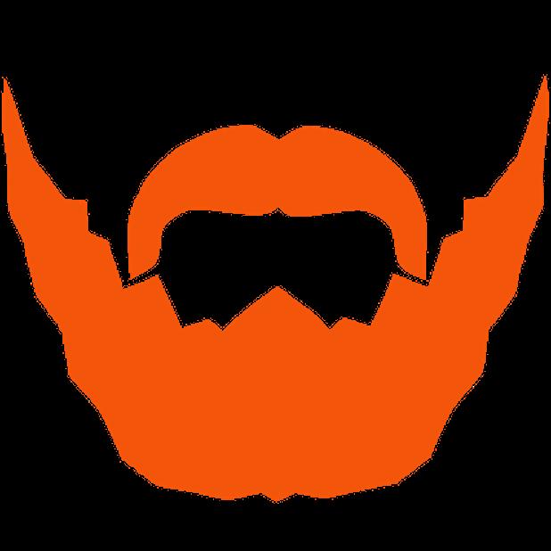 BeardMe: Beard & Mustache Stickers messages sticker-8