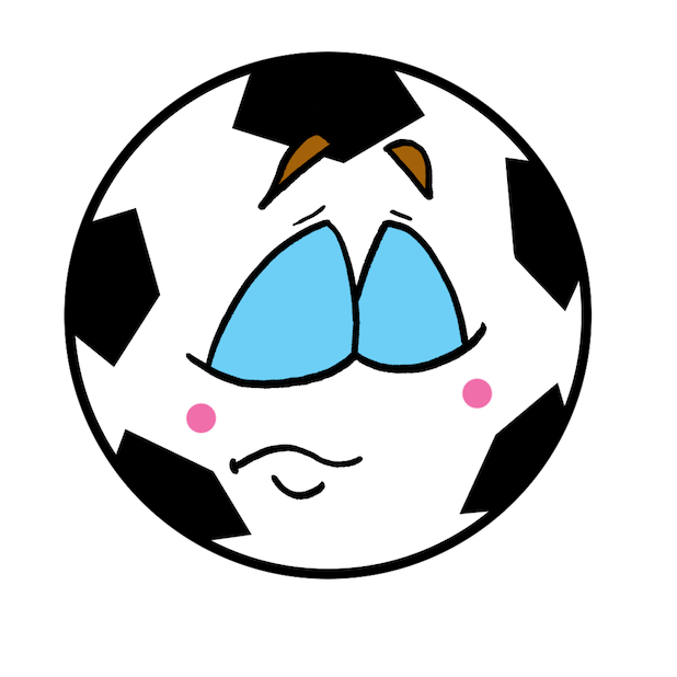 Soccer-Football  emojis express yourself messages sticker-4