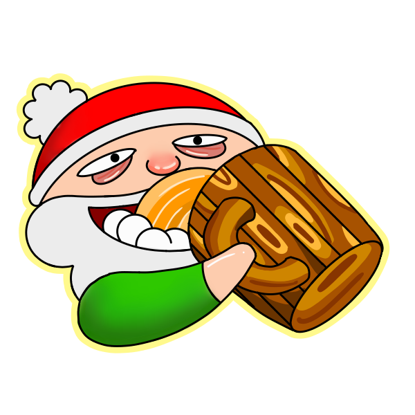 Angry Dwarf Stickers messages sticker-1