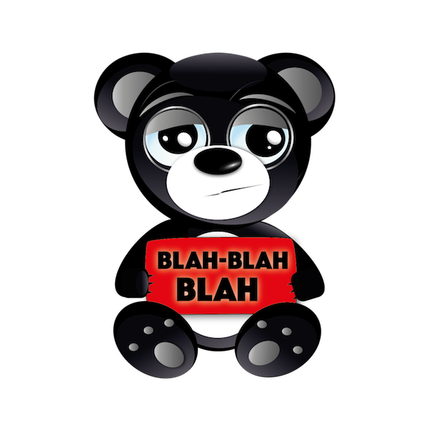 Baddy Bear messages sticker-5
