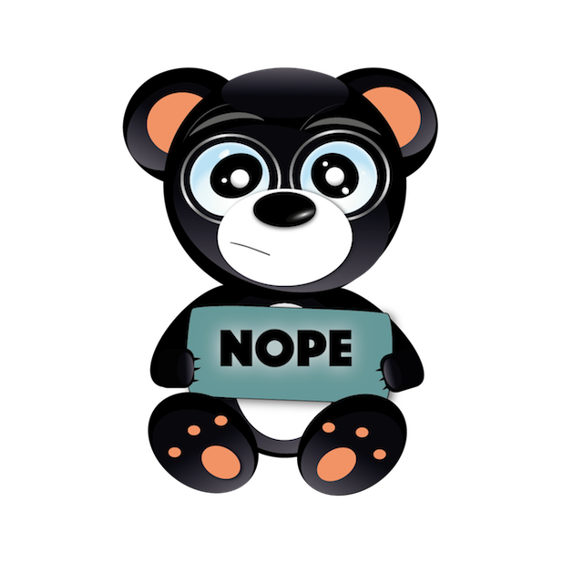 Baddy Bear messages sticker-7