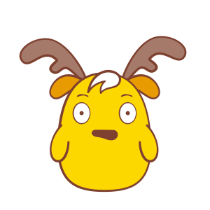 Chip - The Reindeer Wannabe messages sticker-3
