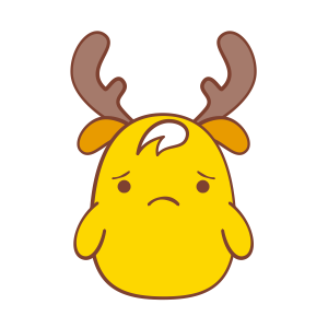 Chip - The Reindeer Wannabe messages sticker-1