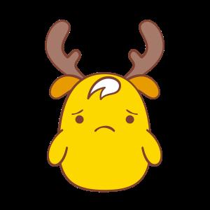 Chip - The Reindeer Wannabe messages sticker-1