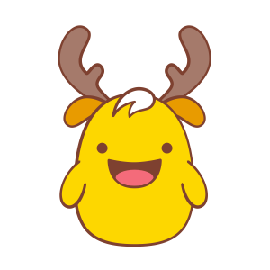 Chip - The Reindeer Wannabe messages sticker-0