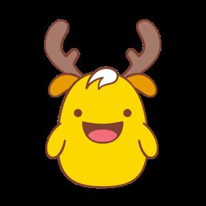 Chip - The Reindeer Wannabe messages sticker-0