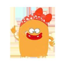 Job Emoni Emoji - Sticker messages sticker-8