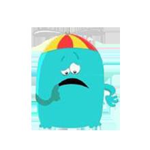 Job Emoni Emoji - Sticker messages sticker-7