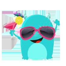 Job Emoni Emoji - Sticker messages sticker-11
