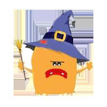 Job Emoni Emoji - Sticker messages sticker-5