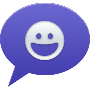 Bubble Back messages sticker-0