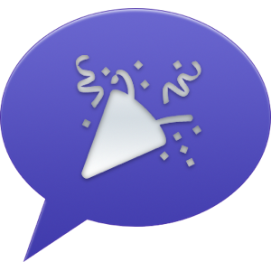 Bubble Back messages sticker-7
