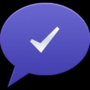 Bubble Back messages sticker-9