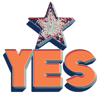 Yes No Maybe Say It With Stickers messages sticker-1