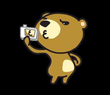 Miya the Bear messages sticker-9