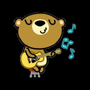 Miya the Bear messages sticker-11