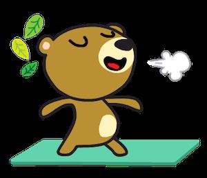 Miya the Bear messages sticker-2