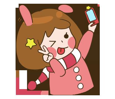 Momo series 1 messages sticker-1