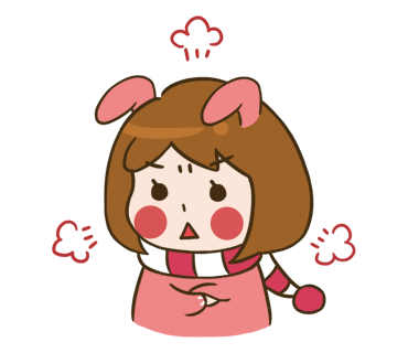 Momo series 1 messages sticker-9