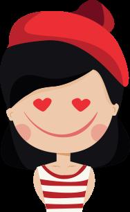 Little red hat - Fx Sticker messages sticker-9