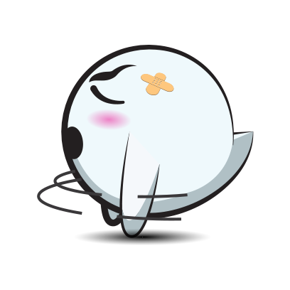 Cute Halloween Ghost - Sticker Pack for iMessage messages sticker-9