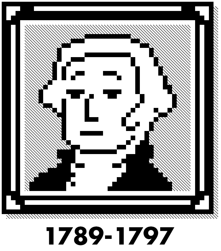 Pixel Presidents messages sticker-1