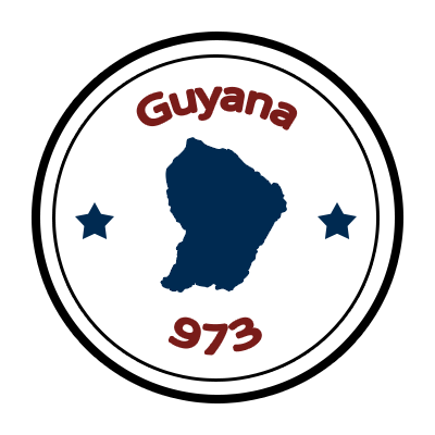 GuyanaMoji - Guyane Stickers messages sticker-2