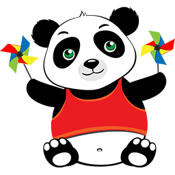 Naive Panda Sticker messages sticker-11