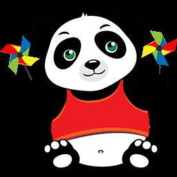 Naive Panda Sticker messages sticker-11