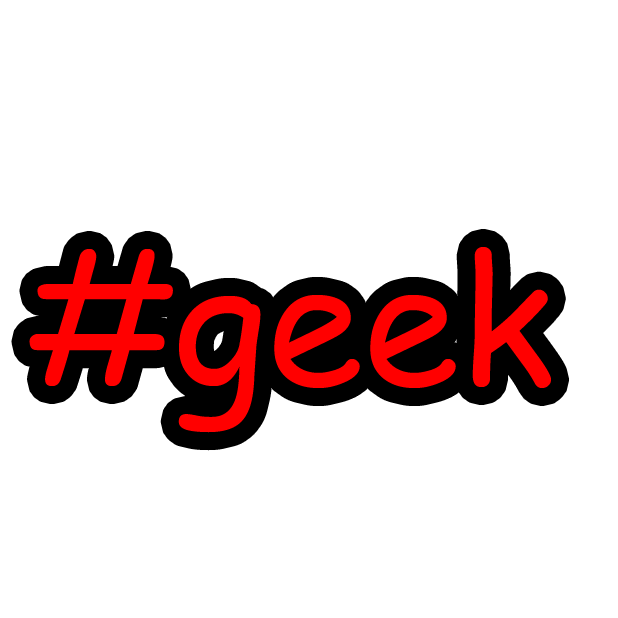 Hipster Hashtag messages sticker-10