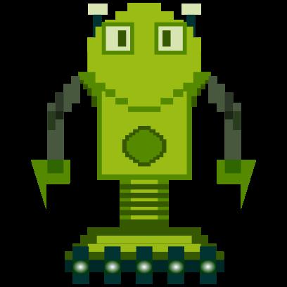 Rising Robots messages sticker-1