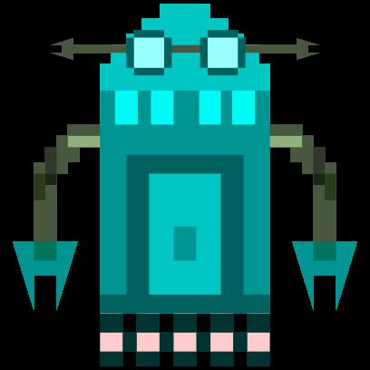 Rising Robots messages sticker-3