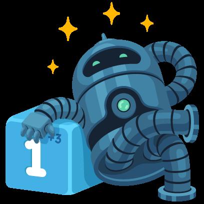 Topvisor Stickers messages sticker-4