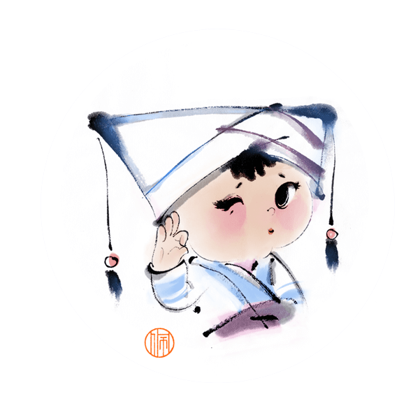 China Doll Stickers messages sticker-0