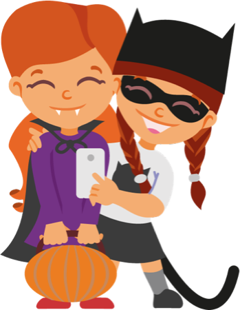 Crazy Halloween Sticker for iMessage #6 messages sticker-5