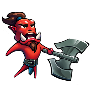 Mighty Party: Heroes Clash messages sticker-5
