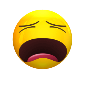 Animated 3d Emojis messages sticker-9