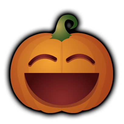 Pumpkin - Halloween stickers messages sticker-1