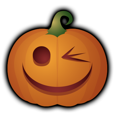 Pumpkin - Halloween stickers messages sticker-2
