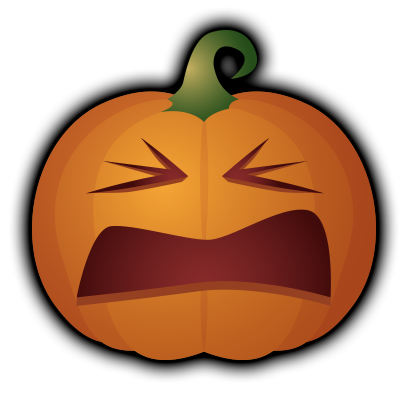 Pumpkin - Halloween stickers messages sticker-6