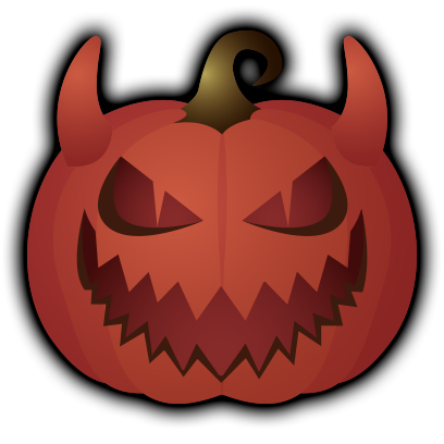 Pumpkin - Halloween stickers messages sticker-8