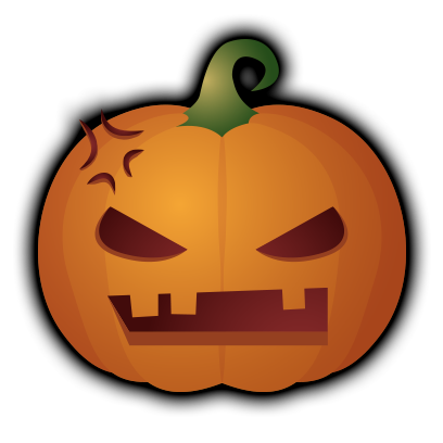 Pumpkin - Halloween stickers messages sticker-4