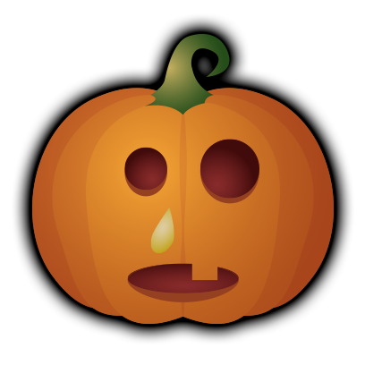 Pumpkin - Halloween stickers messages sticker-10