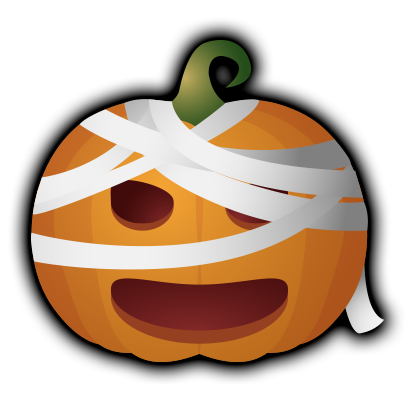 Pumpkin - Halloween stickers messages sticker-9