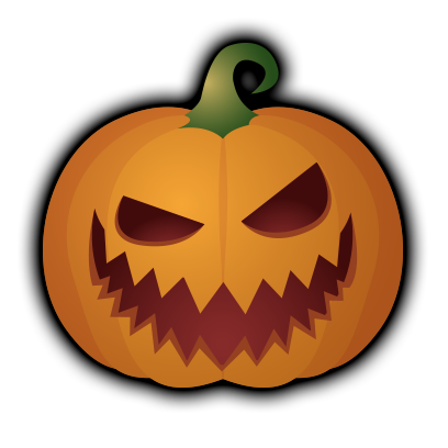 Pumpkin - Halloween stickers messages sticker-0