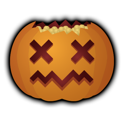 Pumpkin - Halloween stickers messages sticker-7