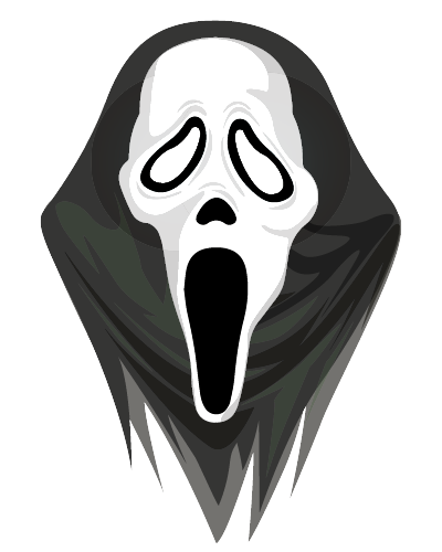 Spooky Masks - Halloween Stickers For Your Photos! messages sticker-2