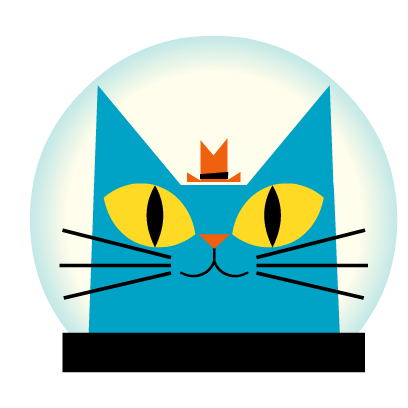 Astro Cat Stickers messages sticker-1