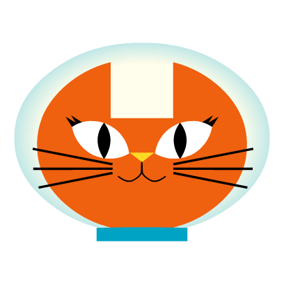 Astro Cat Stickers messages sticker-11