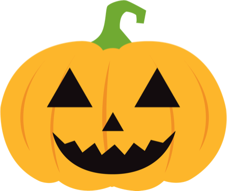 Pumpkin Halloween Emoji Sticker #1 messages sticker-1